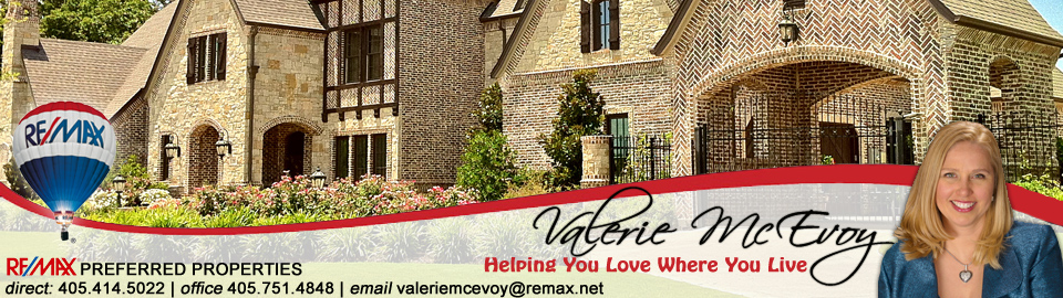 Valerie McEvoy with RE/MAX Preferred Properties