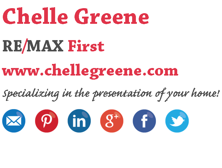 Chelle Greene, Specializing in the Presentation of Your Home